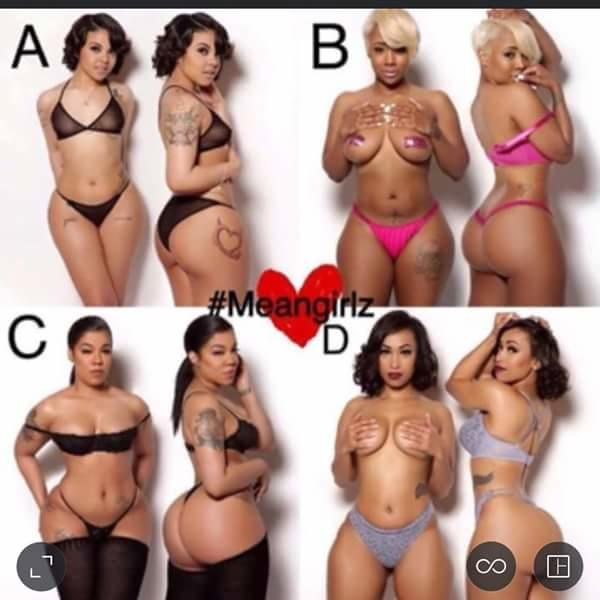 Guys, What body shape are you most attracted to, Must Read details?