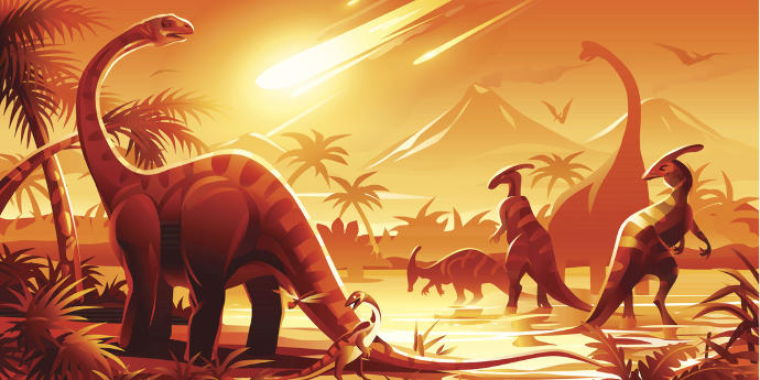 Do you believe that dinosaurs are still alive?