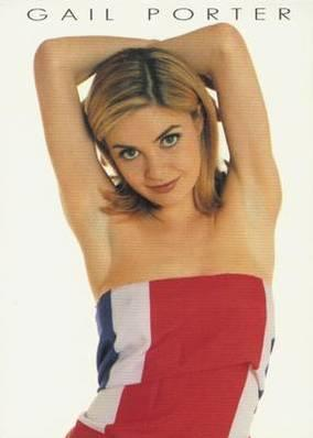 How Hot was Gail Porter back in the day?