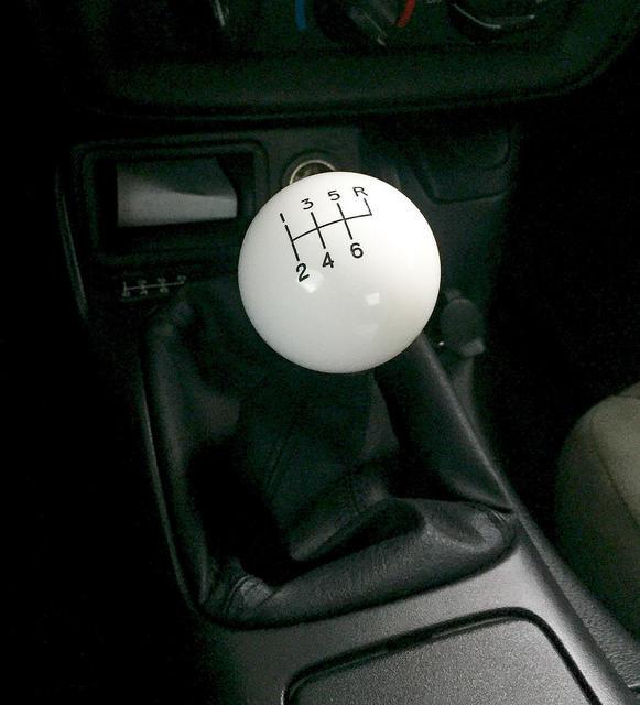 Do you drive a manual transmission (stick shift)?