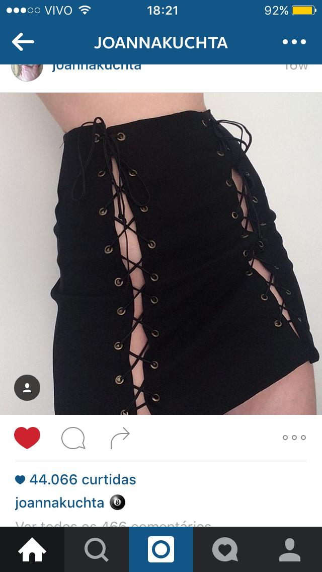 What do you think about this skirt?