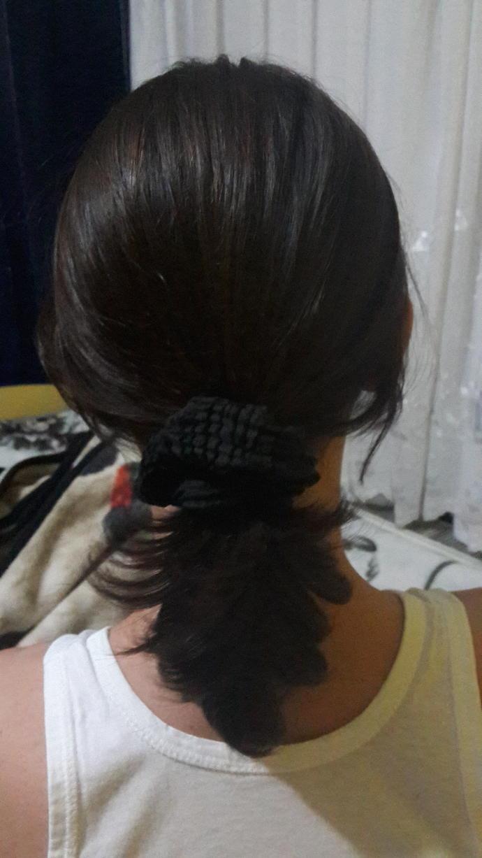 How is my hair?
