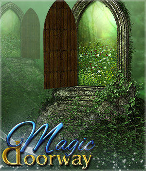 If you had access to a MAGIC DOOR that could take you anywhere you wanted , where would you go?