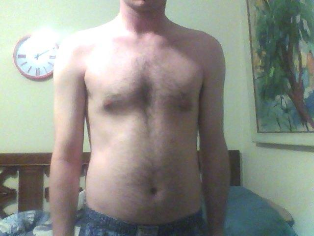 do i look Am i fat/out-of-shape?