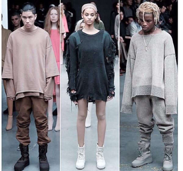 Would you ever wear Kanye Wests 'Yeezy' clothing line?