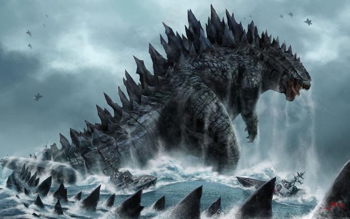 Godzilla or Cthulhu?
