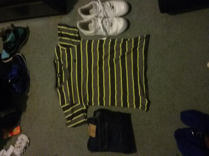 Is this outfit good?