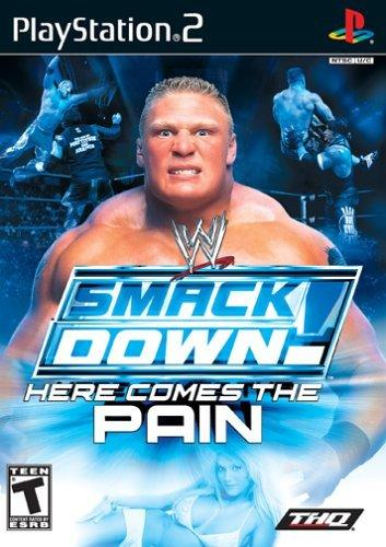Have any of you remembered playing WWE Smackdown Here Comes the Pain on PS2 or have actually played it back in the day?