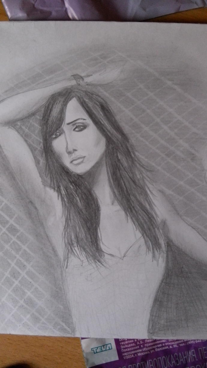 what do you think about my drawing?