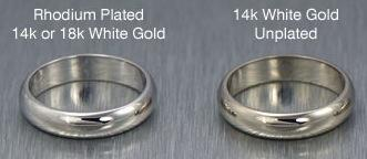 Platinum or White Gold Engagement Ring? What to do?