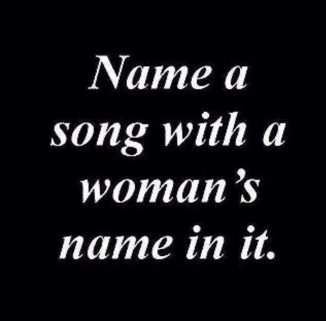 Can you name a song?