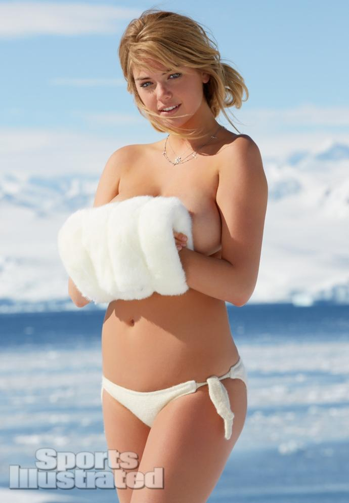 Why are chicks always hating on Kate Upton?