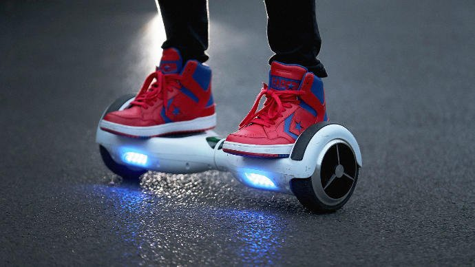 I just ordered my hoverboard <3 ?