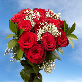 Guys, are you getting roses for your sweetie on Valentine's Day? Having them delivered?