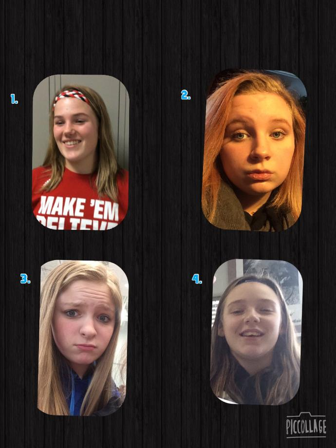 Which girl is the hottest?