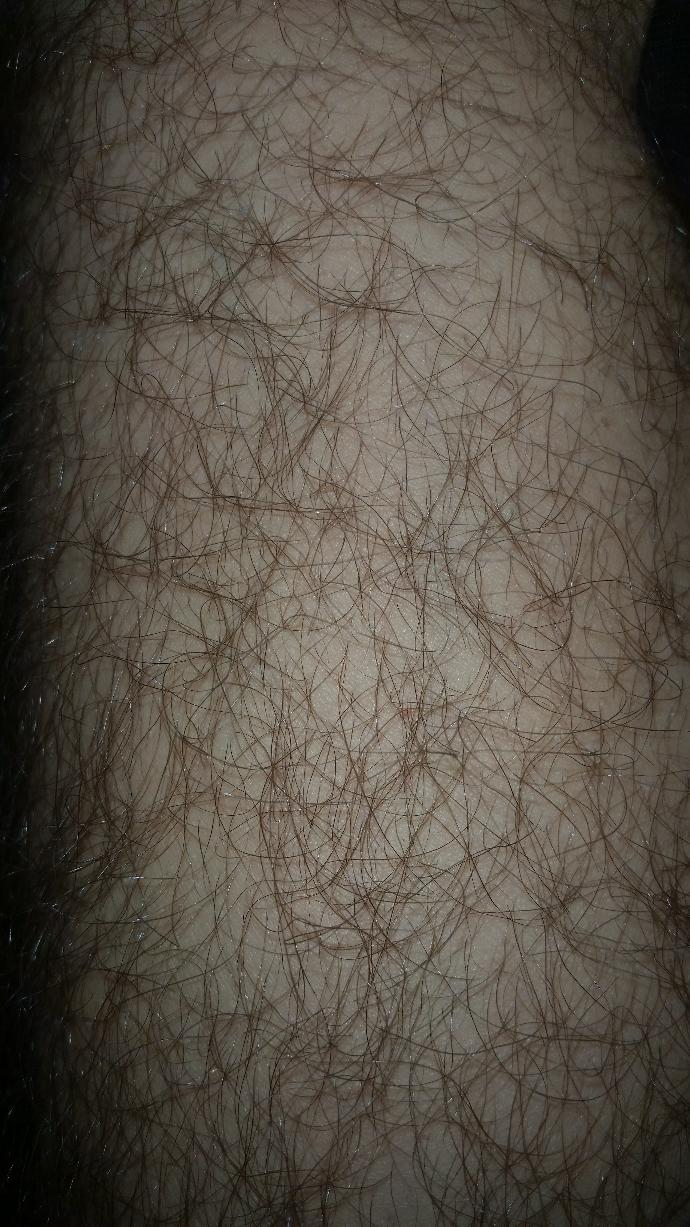My legs are ugly?