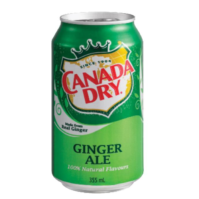 Is Canada Dry made from Canada?