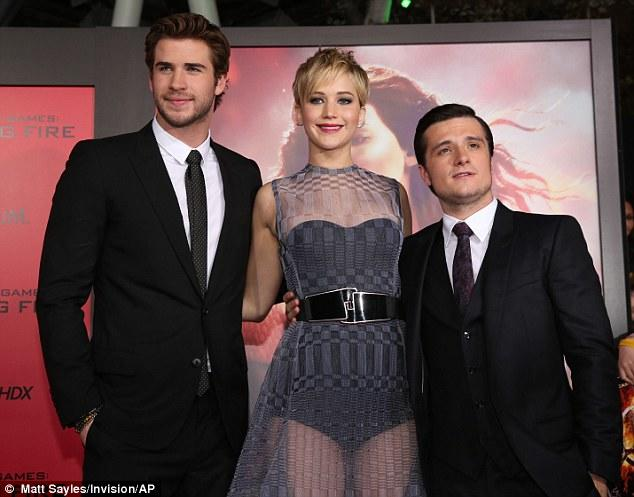 Gag which of these handsome men are attractive (Ignore JLaw's oufit)?