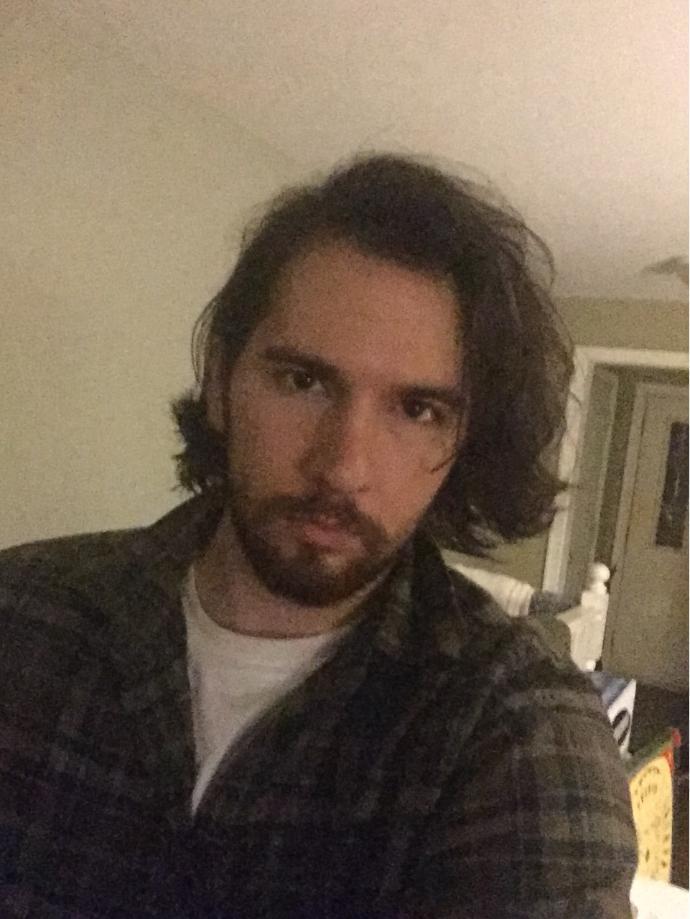 Trying to find a new hair/beard style... what do you think of this?