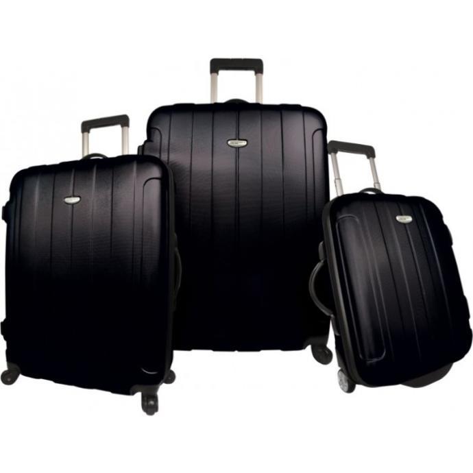 Hard case suit case or travel bag?