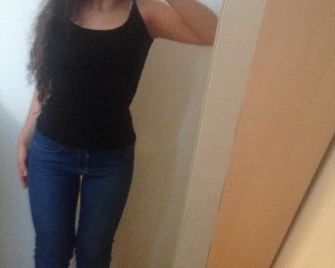 What kind of body shape do i have? And do you like it?