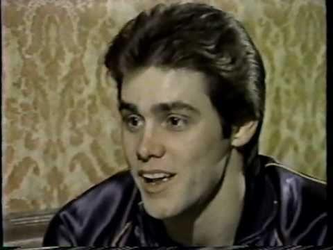 is Jim carey an example of good facial structure?