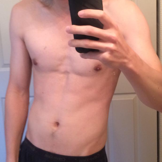 Girls, how does my body look?