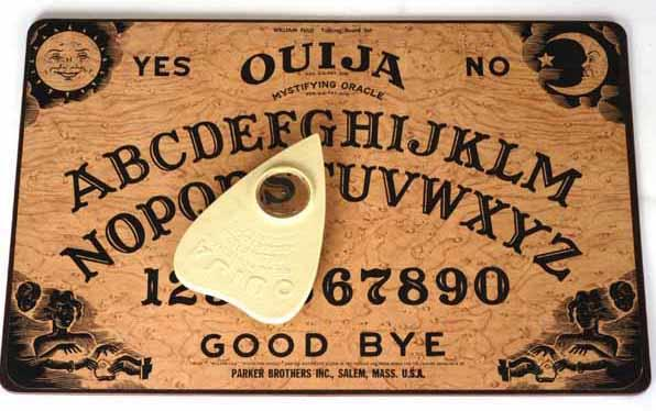 Do you believe the Ouija Board works? Would you do it?