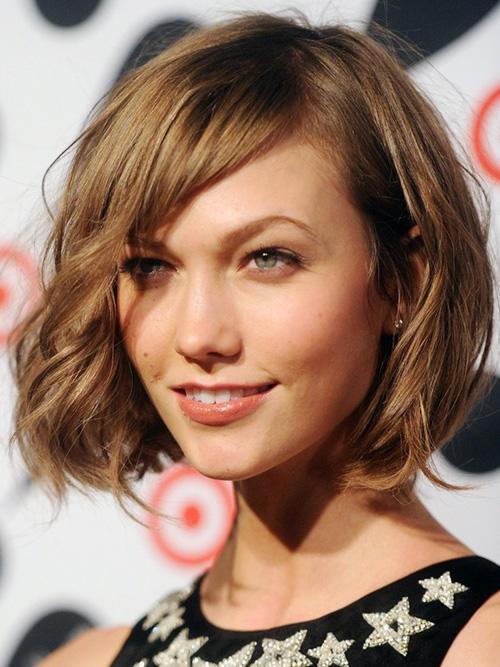 Share the most appealing pictures of bob or long bob haircuts on women you can find - which ones do you like best?