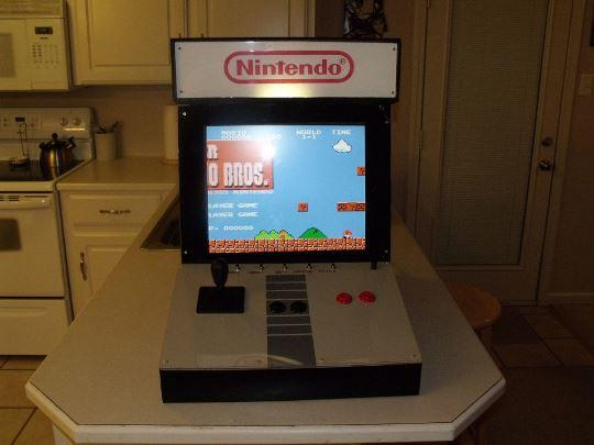 Who Would buy a Nintendo Arcade?