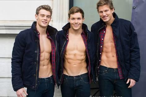 Whats so great about the generic abercrombie and fitch model face wise?