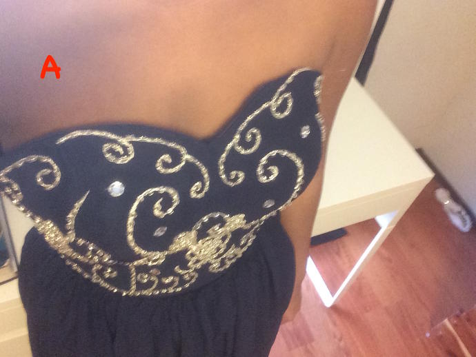 Girls, (and guys if you want) Questions About My Prom Dress?