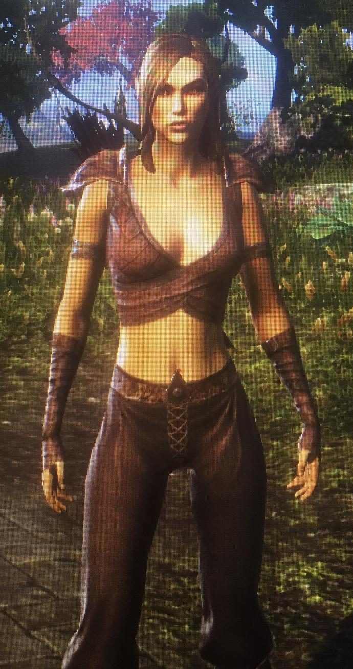 Rate my character?