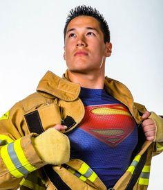 Do police officers, detectives, military and the firemen feel like superheroes sometimes?