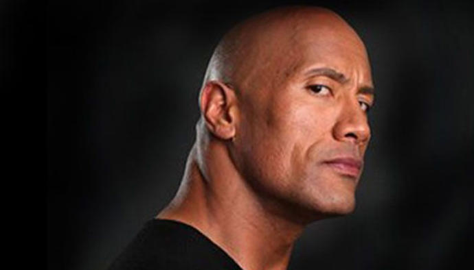 Am i the only person who thinks Dwayne Johnson looks like