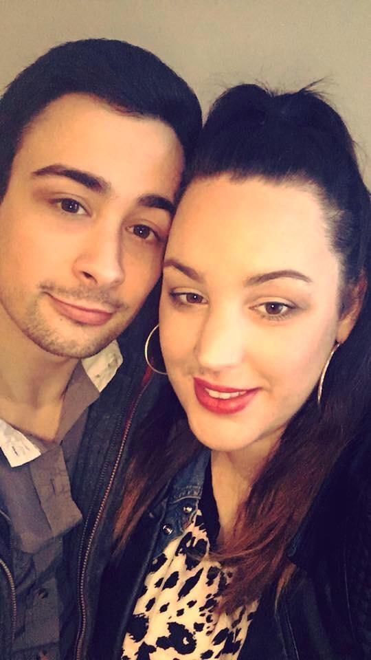 Do you think we make a Cute Couple? 🌹?