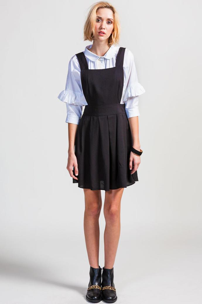 Do you like pinafore dresses?