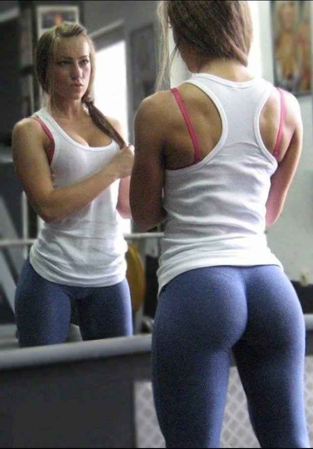 Girls, Do you always wear panties while in tight yoga pants?