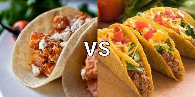 Which taco shell do you prefer?