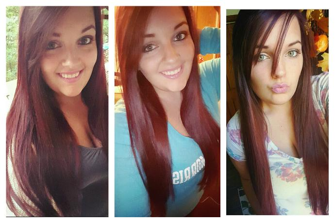 Which hair color looks best on me?