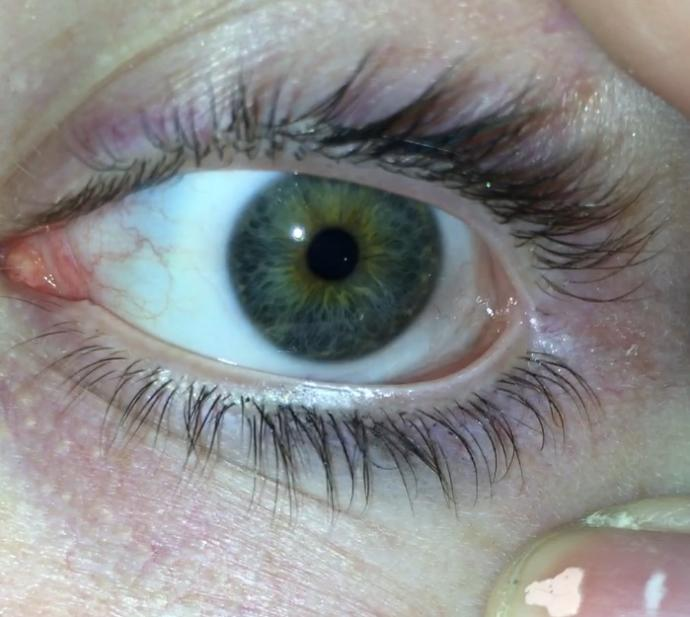 What color do you think my eyes are?