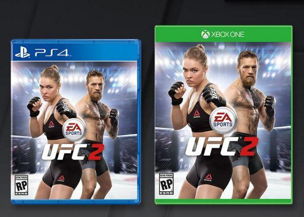 Should I keep my WWE 2K16 game or trade it in to pre-order EA Sports UFC 2?