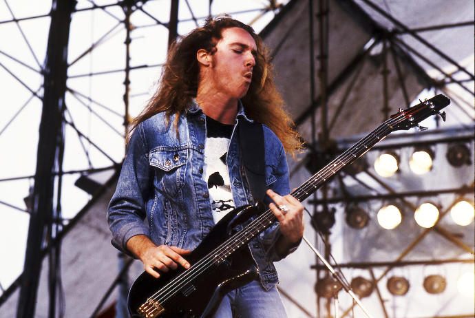 Favourite Metallica song in which Cliff Burton was on bass?