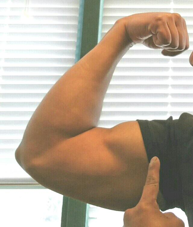 How Does My Arm Look? Should I Try To Get Bigger Guns?