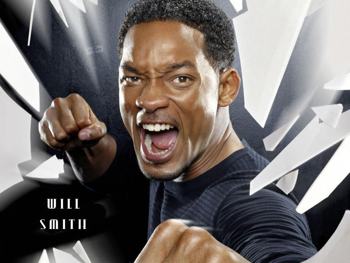 Would you win in a fight against Will Smith?