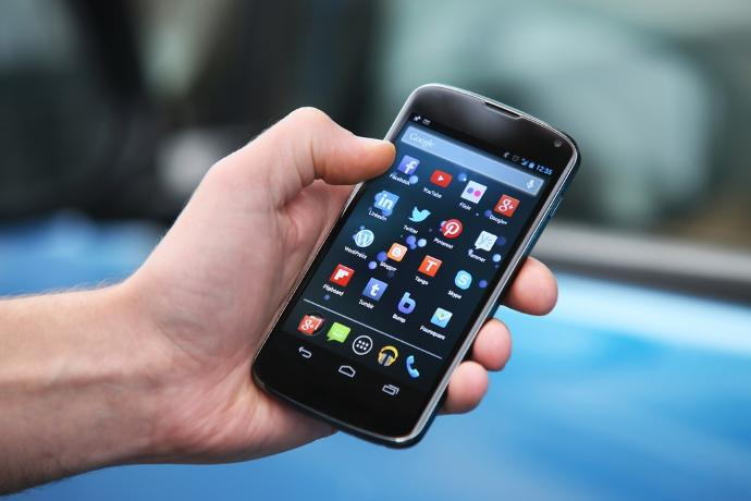 what is the most mobile app do you use ?
