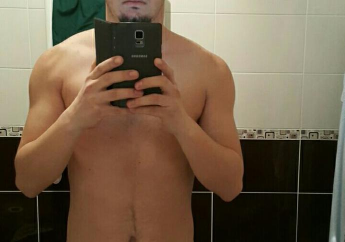 Hows my body shape?