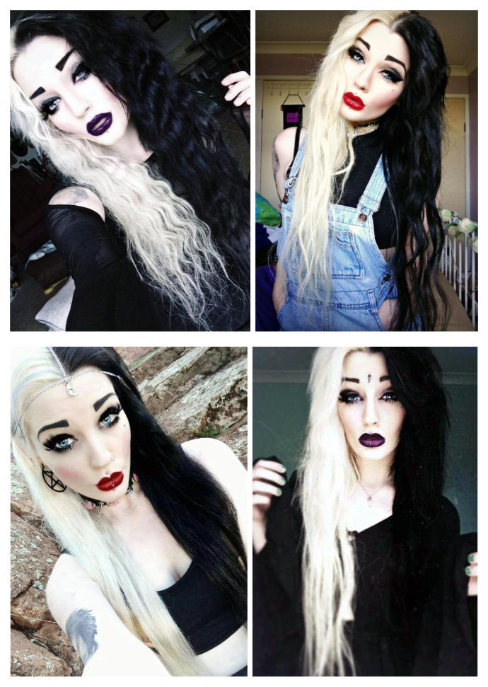 Do you think her style is super cool and do you think she's pretty?