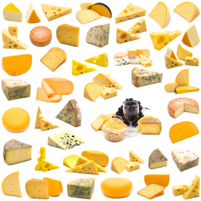 If YOU were a type of cheese, what would you be?