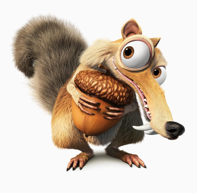 Anyone else think that Scrat from
